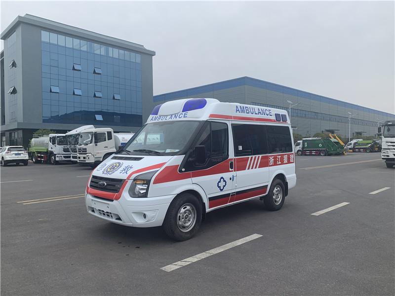 菏泽跨省120私人救护车 救护车长途转运 救护车转院