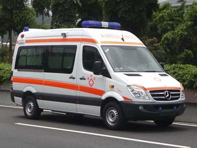 鞍山急救车电话 高铁飞机重症转运 跨省救护车